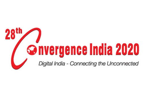 We take part in Convergence India 2020 Expo.