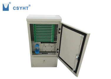 High Capacity Fiber Entrance Cabinet Low Insertion Loss Convenient Installation